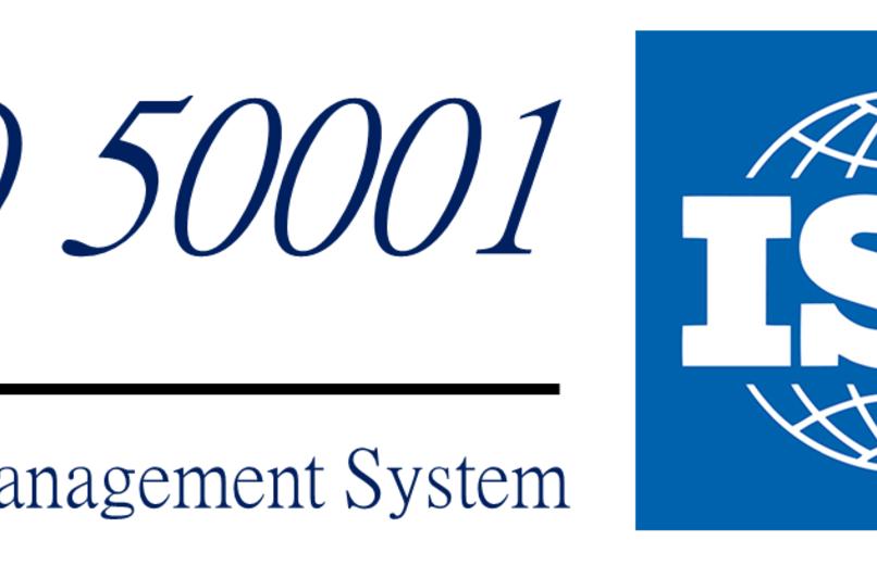 Nos sites suivis conservent leur certification ISO50001